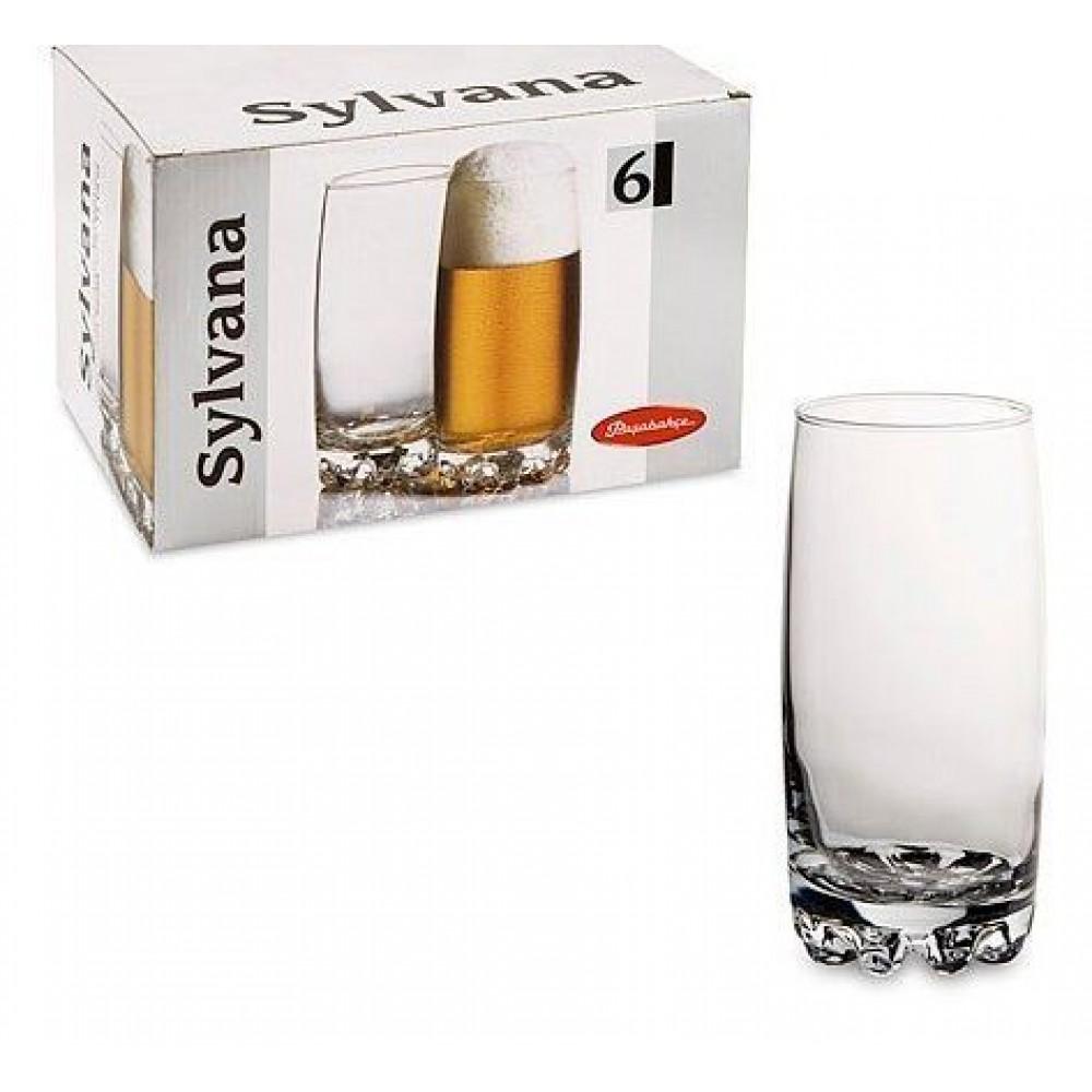 Набор стаканов Sylvana Pasabahce psb790656
