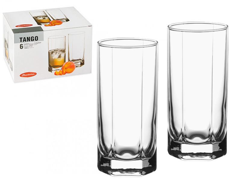 Набор стаканов Tango Pasabahce psb790658