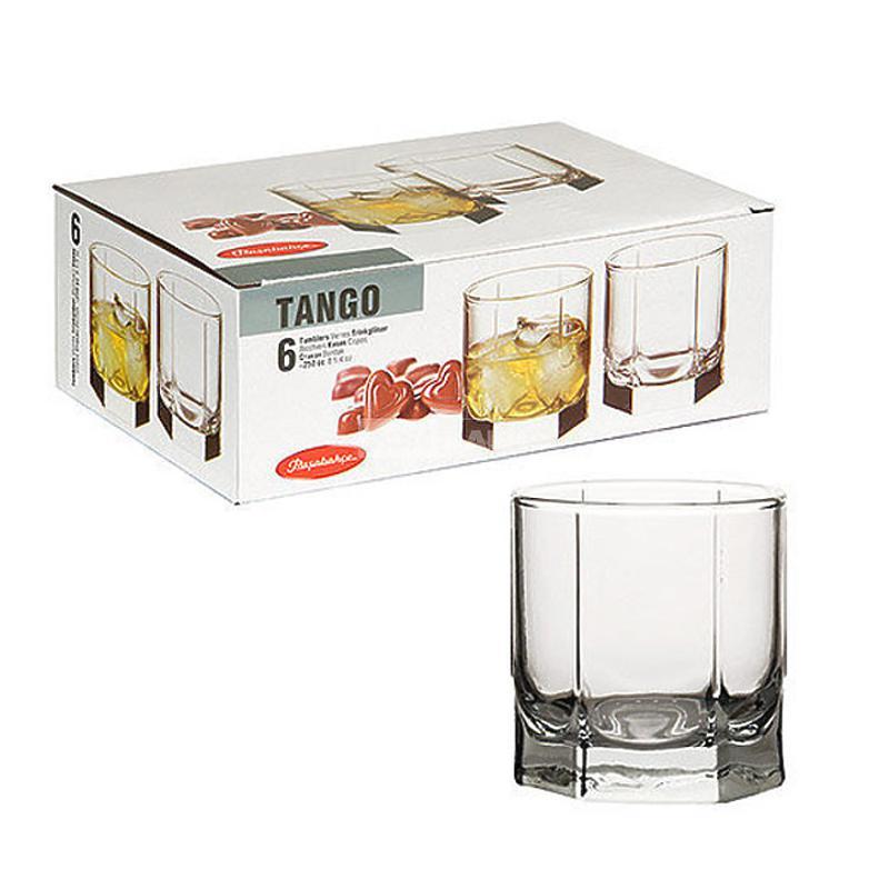 Набор стаканов Tango Pasabahce psb790660