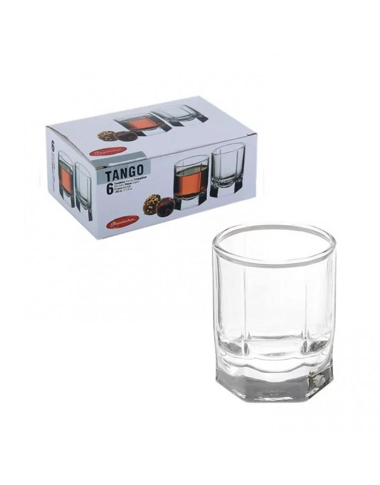 Набор стопок Tango Pasabahce psb790661