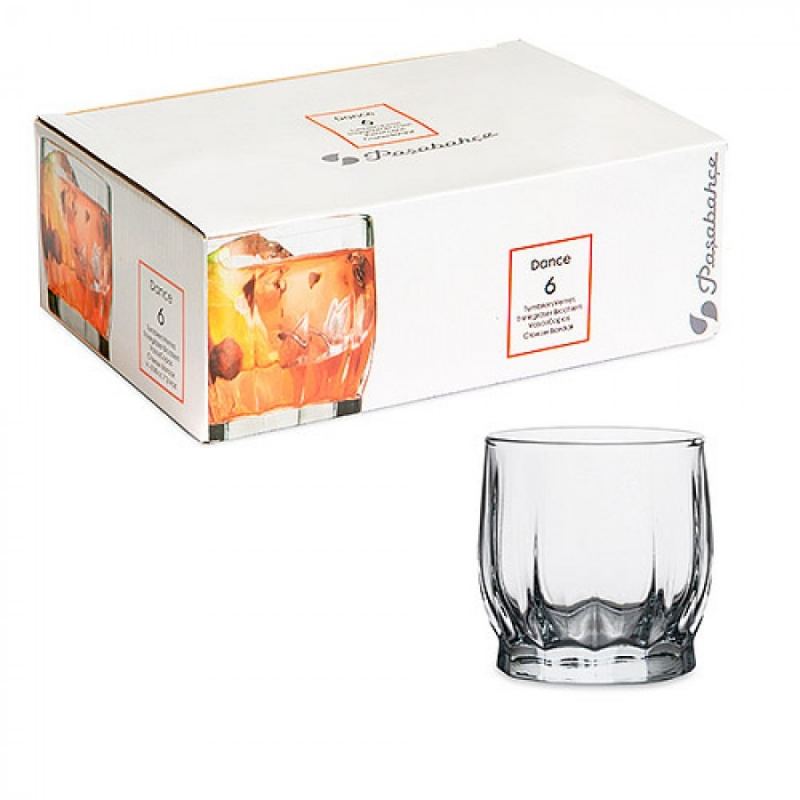 Набор стаканов Dans Pasabahce psb790609