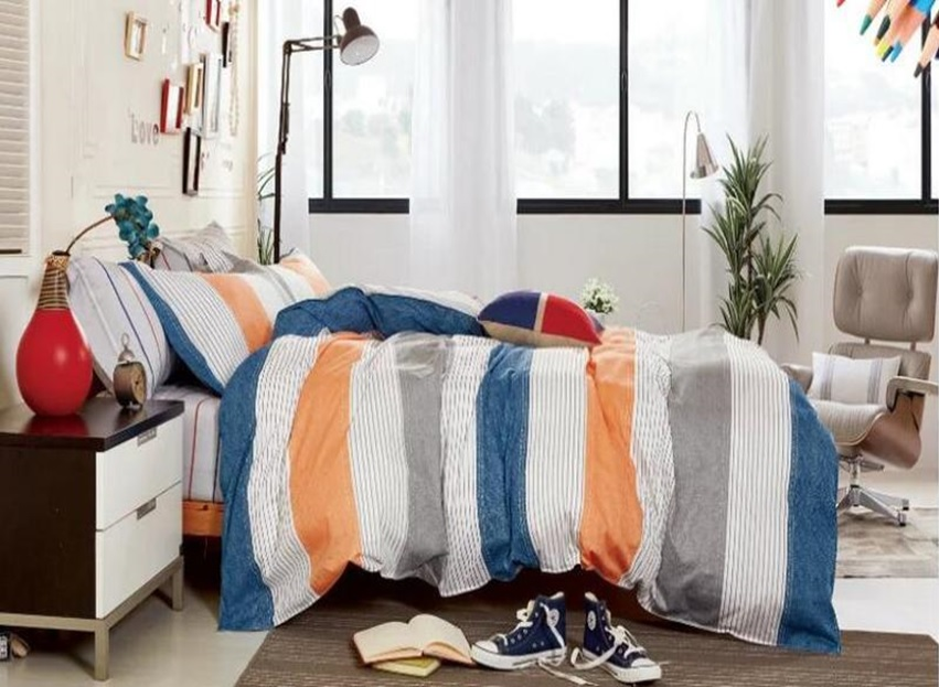 Купить Комплекты постельного белья Dome, Постельное белье Dave (2 спал.), Дания, Хлопковый сатин
