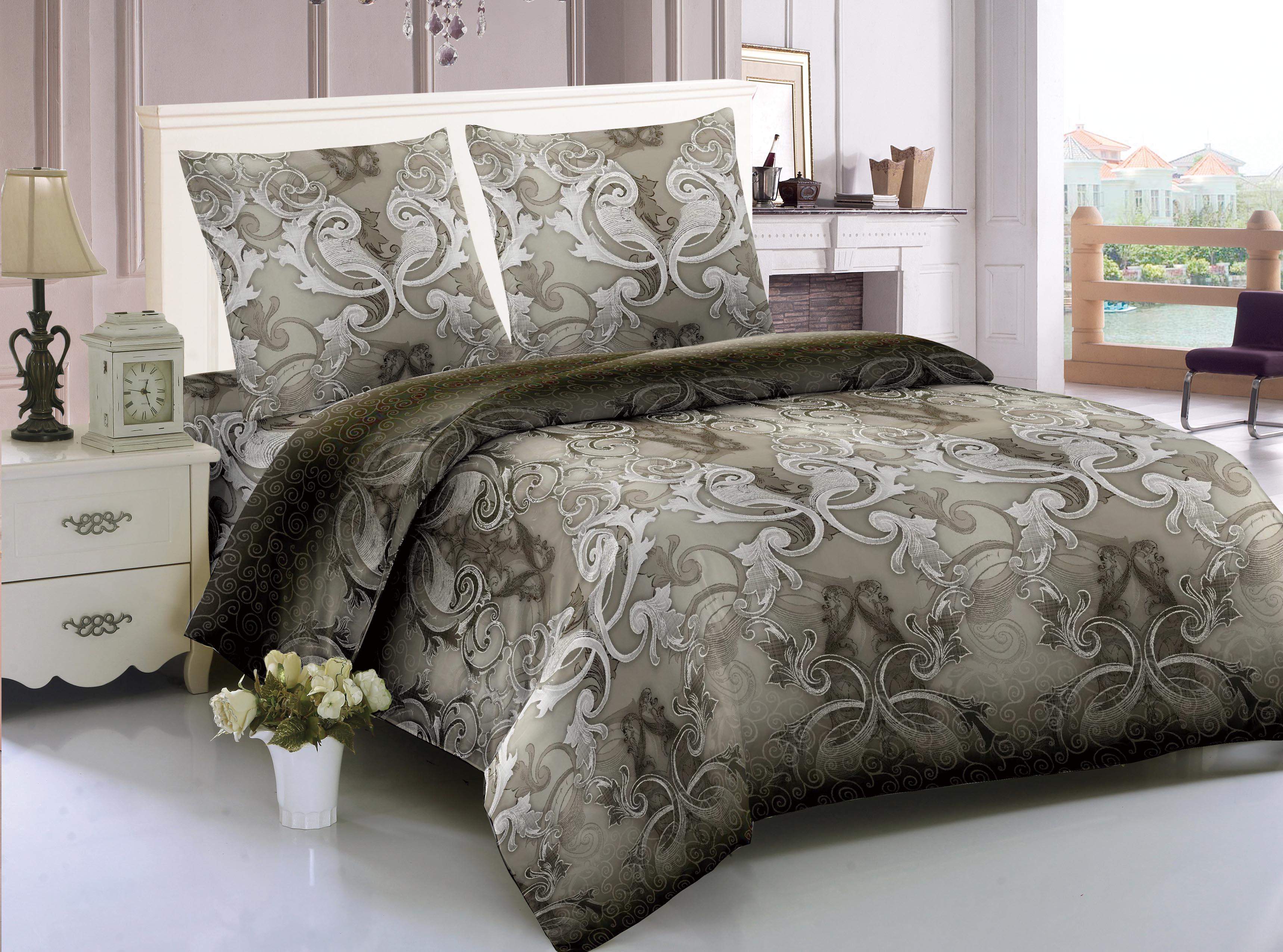 Постельное белье Emely (2 спал.) фото