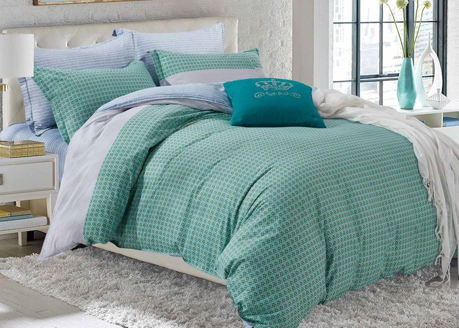 Купить Комплекты постельного белья Dome, Постельное белье Soul (1, 5 спал.), Дания, Хлопковый сатин