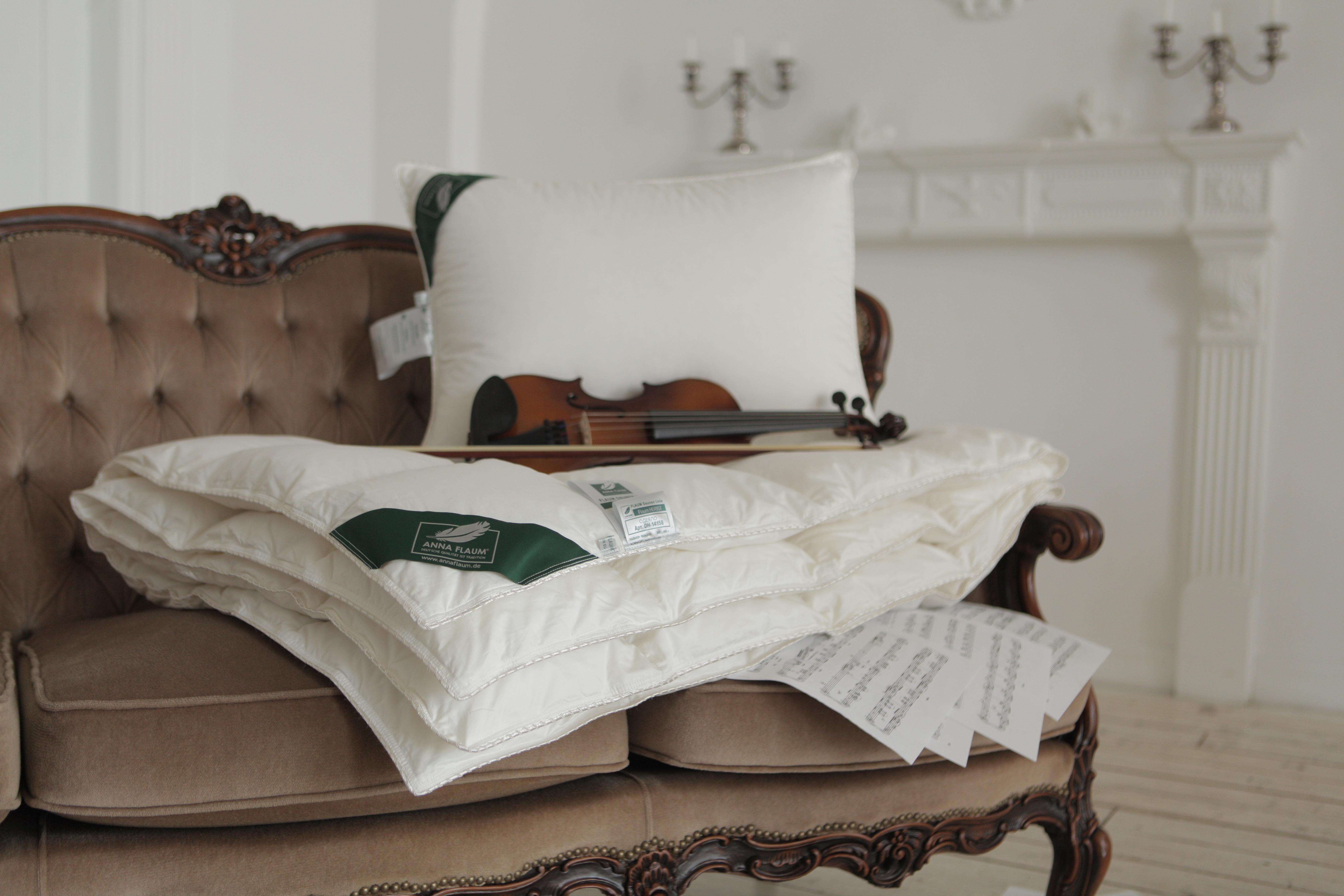 Одеяла ANNA FLAUM Одеяло Herbst Всесезонное (150х200 см) одеяло gg merino wool grass всесезонное 150х200 см
