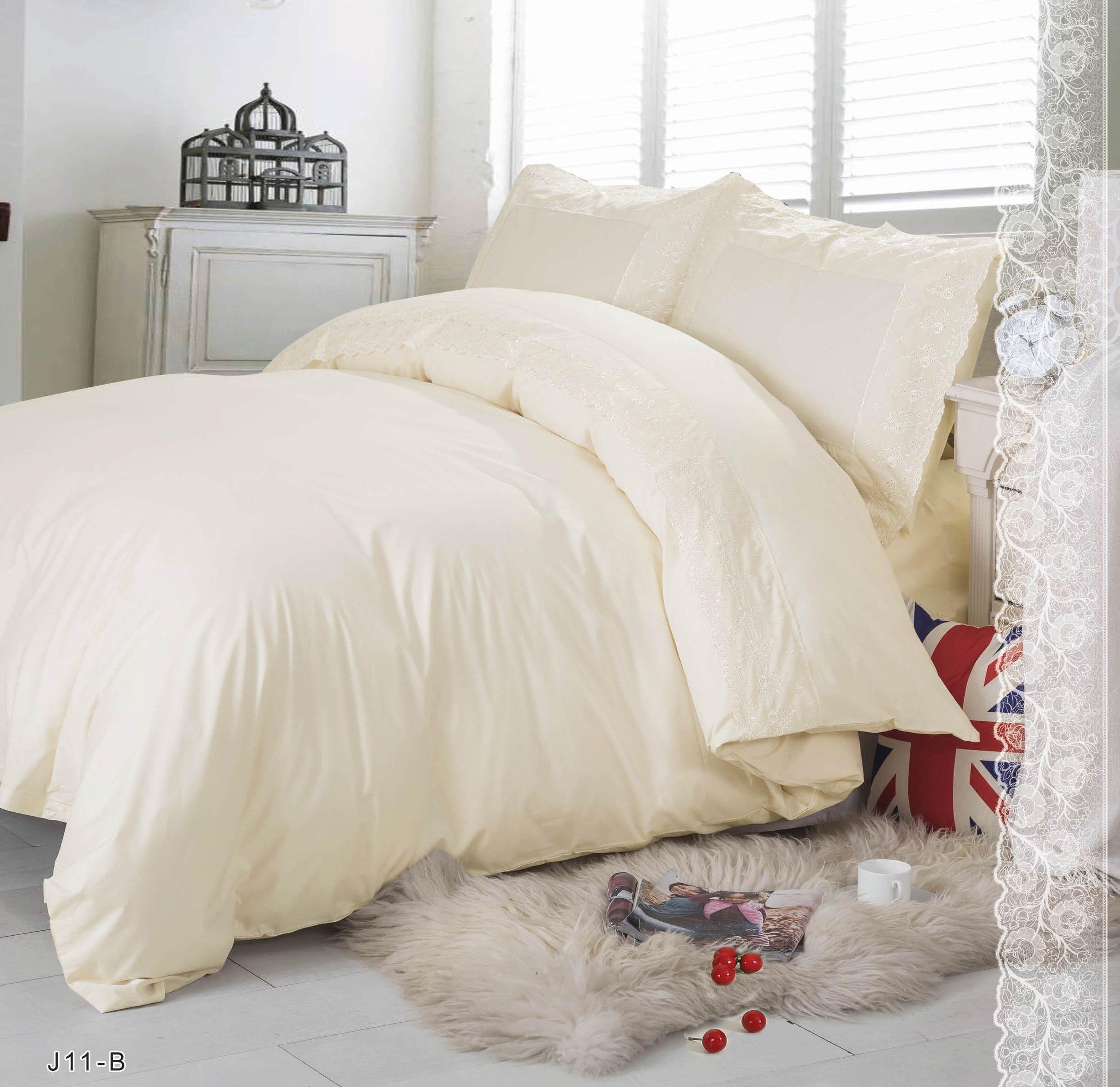Купить Комплекты постельного белья СайлиД, Постельное белье Bettie J-11-В (2 сп. евро), Китай, Поплин