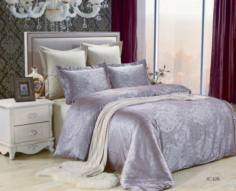 Комплекты постельного белья Valtery Постельное белье Stella (семейное)