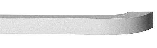 Купить Карнизы и аксессуары для штор Liedecor, Карниз Jarvis Цвет: Белый (320 см), Россия, Пластик