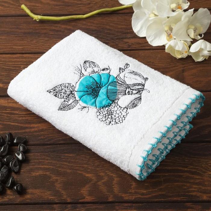 Кухонное полотенце Malva Цвет: Синий (50х70 см)