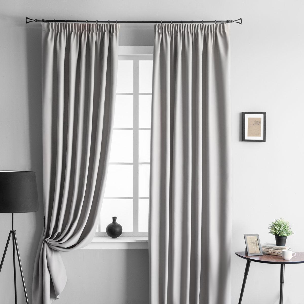 роскошной плотные шторы в гостиную фото сверчок