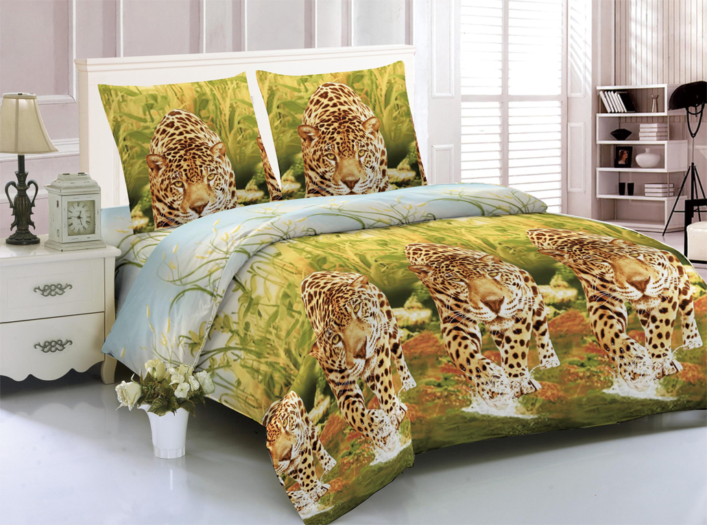 Купить Комплекты постельного белья Amore Mio, Постельное белье Nairobi (2 спал.), Китай, Синтетический сатин