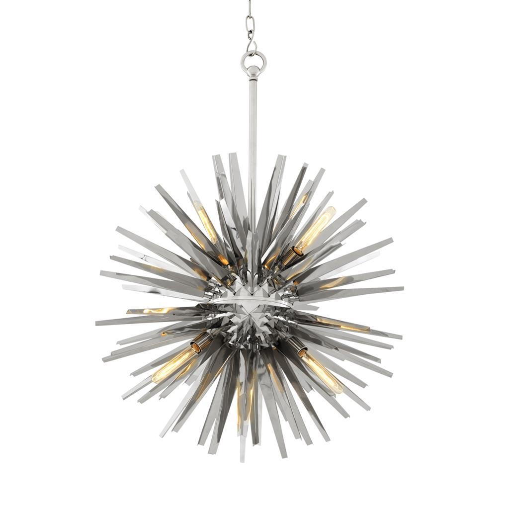 Купить Настенно-потолочные светильники CRYSTAL LIGHT, Светильник подвесной Nergis Цвет: Белый (82х150 см), Китай, Металл