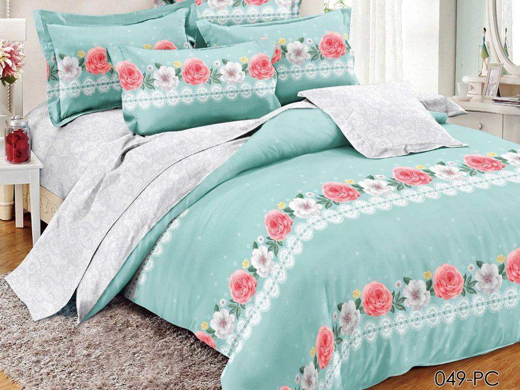 Купить Комплекты постельного белья Cleo, Постельное белье Ashly (2 сп. евро), Китай, Поплин