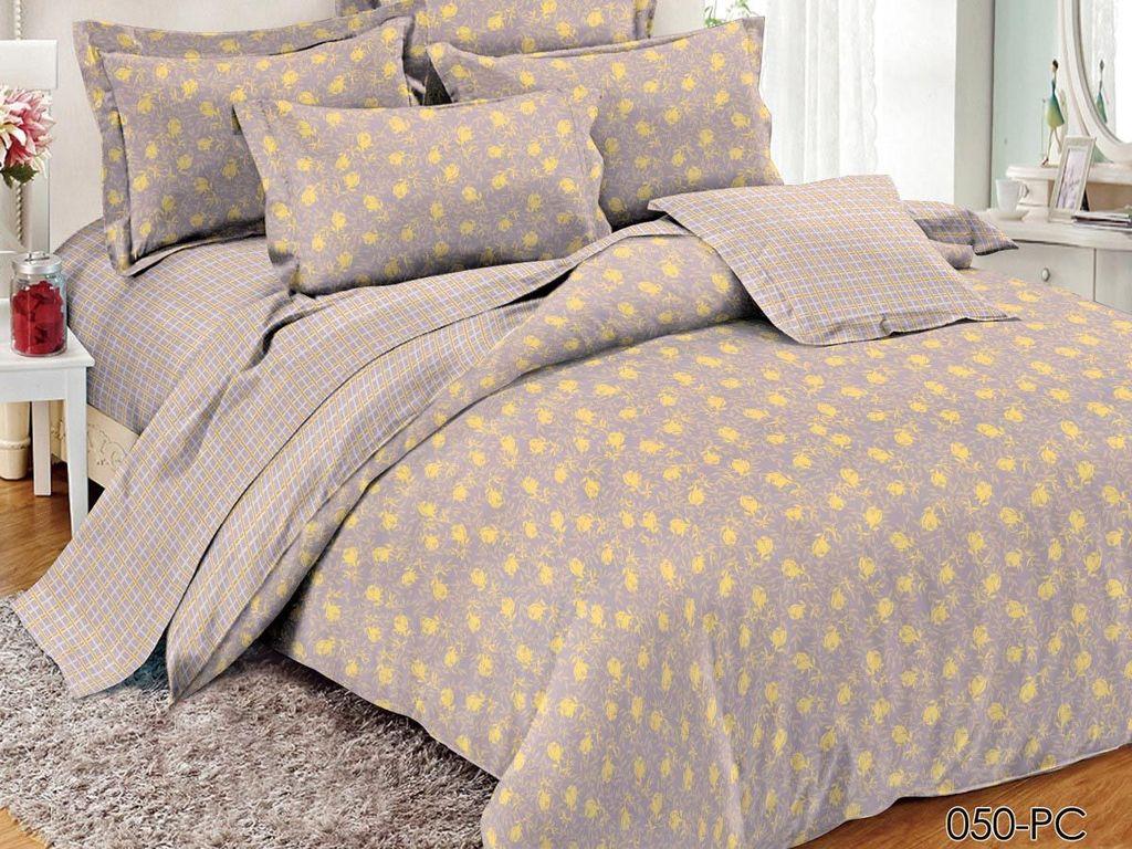 Купить Комплекты постельного белья Cleo, Постельное белье Tamia (2 сп. евро), Китай, Поплин