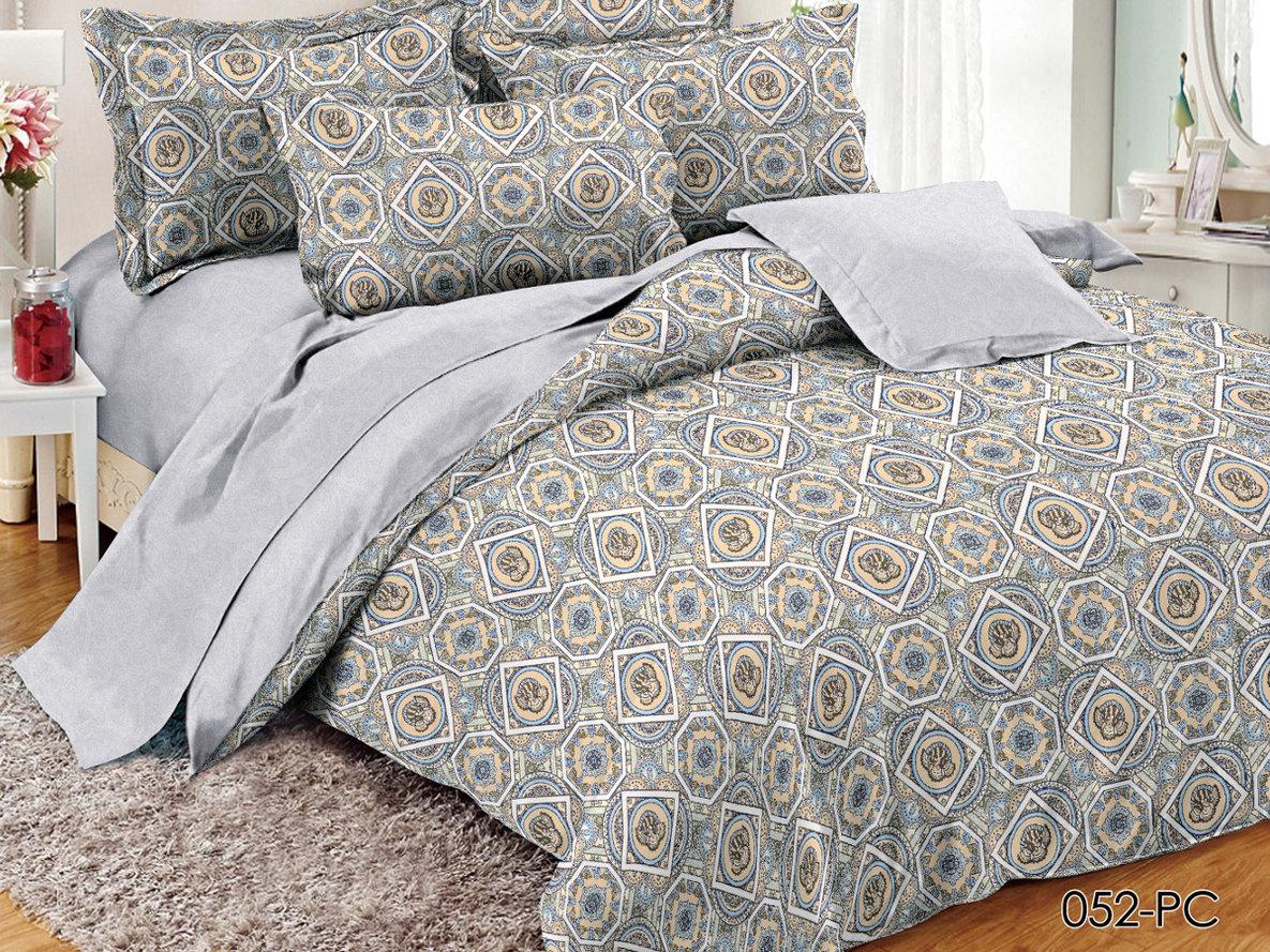 Купить Комплекты постельного белья Cleo, Постельное белье Pues (2 сп. евро), Китай, Поплин