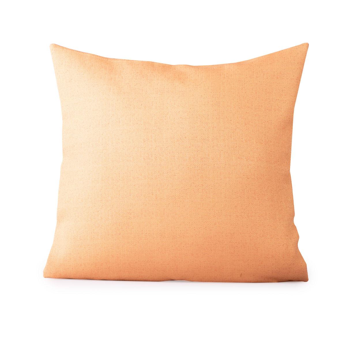 Декоративная наволочка Dominika Цвет: Оранжевый (45х45) фото