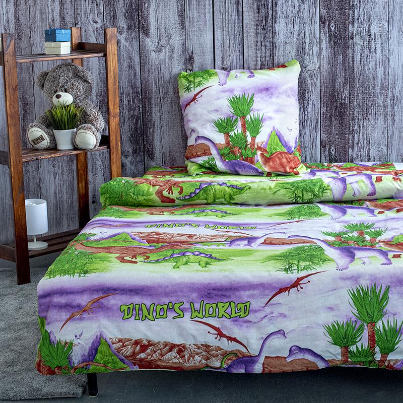 Детское постельное белье ТМ Вселенная текстиля tmv729151