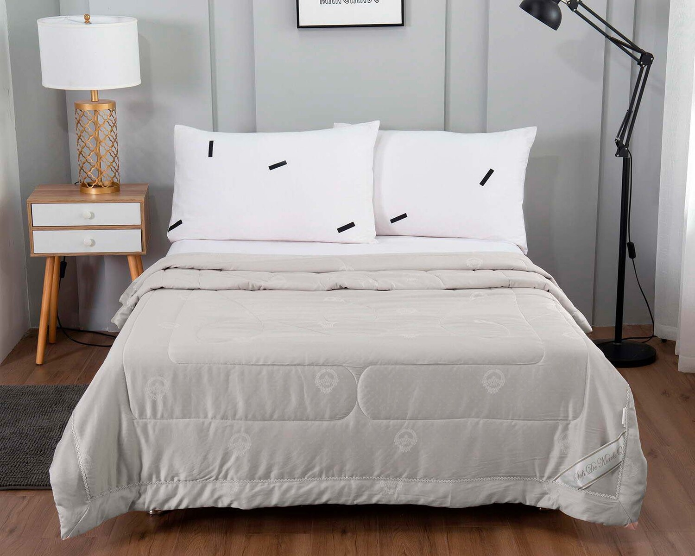 Одеяло Шарлиз цвет: серый (200х220 см)