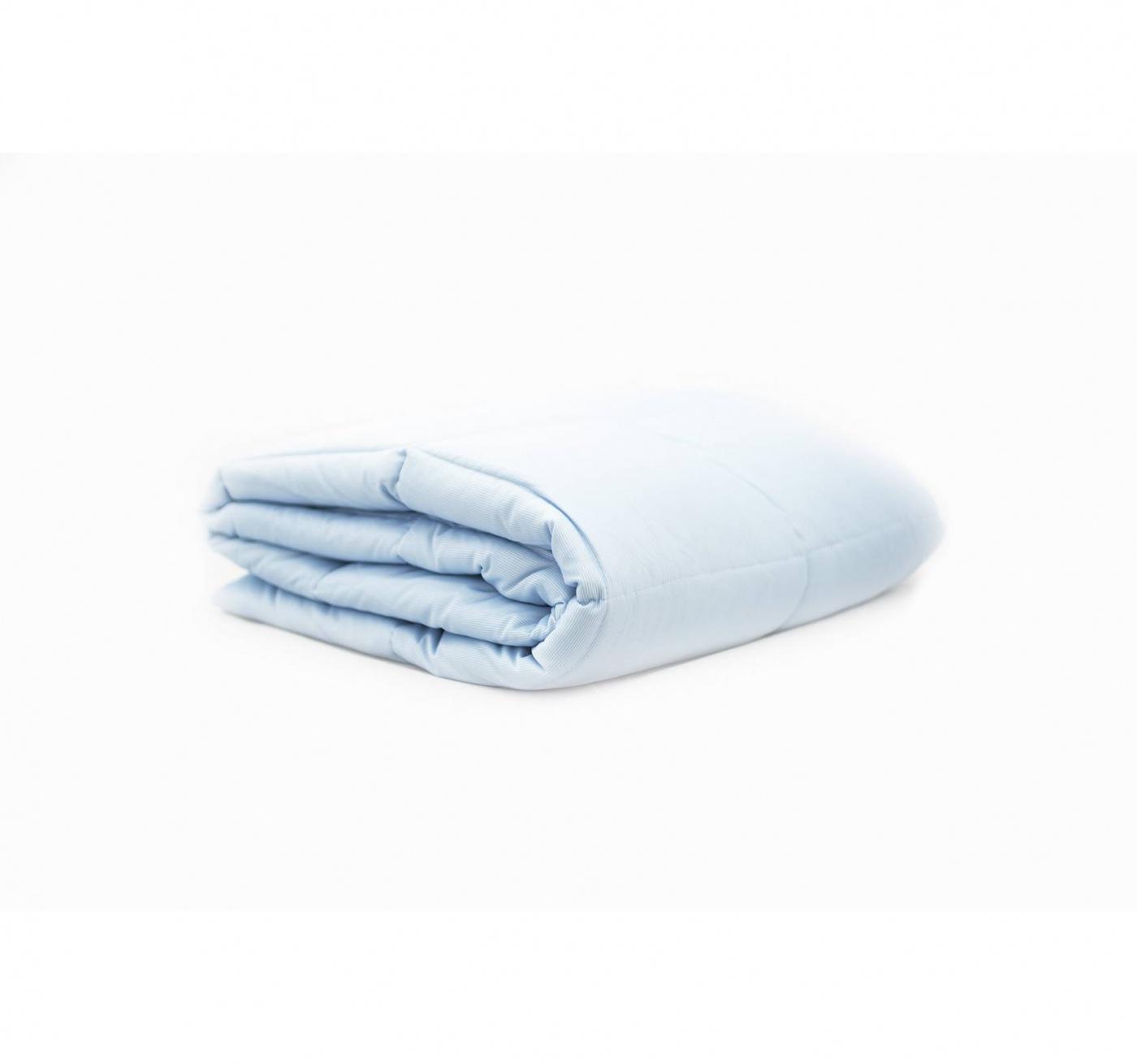 Одеяло Creighton Цвет: Голубой (195х215 см)