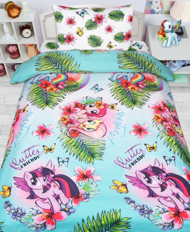 детское постельное белье Mona Liza Детское Постельное белье Tropics (145х210 см) цена