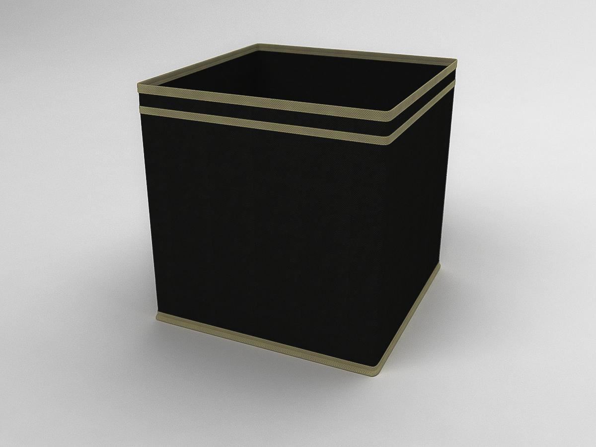 Кофр для хранения Классик Цвет: Черный (32х32х32 см) CoFreT cfr288524