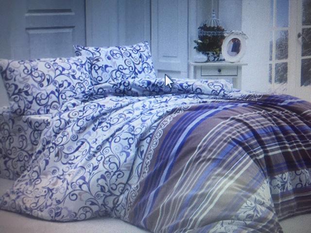 Комплекты постельного белья Arya Постельное белье Ripley (2 сп. евро) комплекты постельного белья arya постельное белье pietra цвет кремовый 2 сп евро