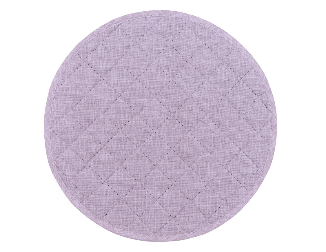 Подушка на стул Shelley цвет: фиолетовый (34)