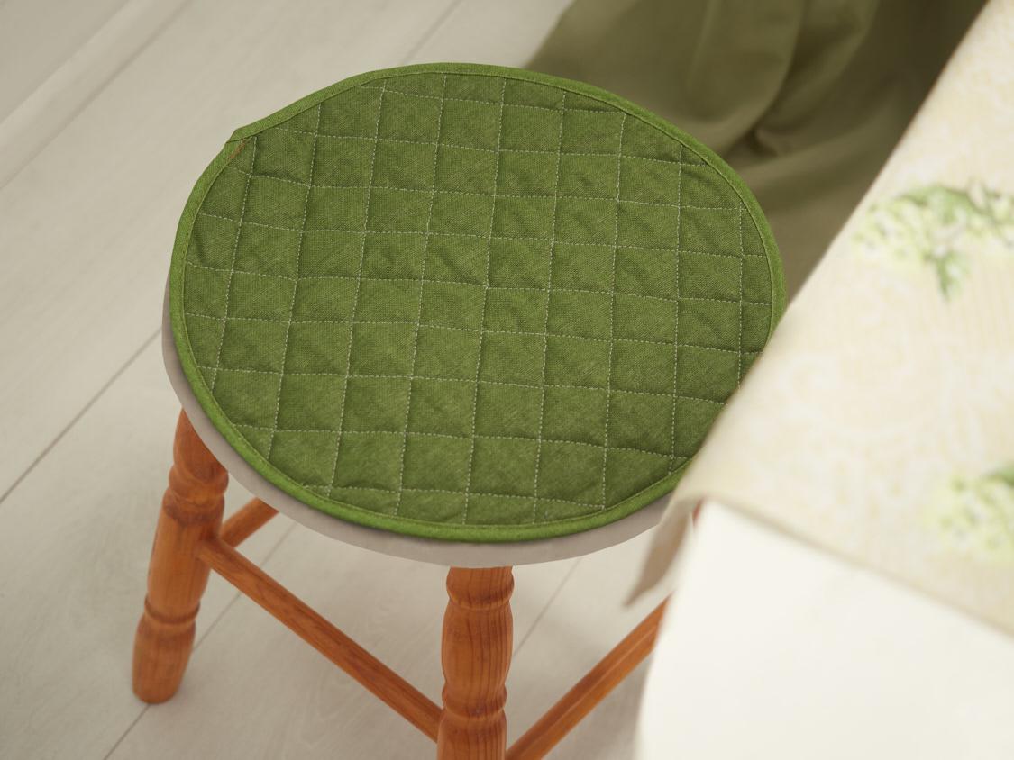 Подушка на стул Dorris цвет: зеленый (34)