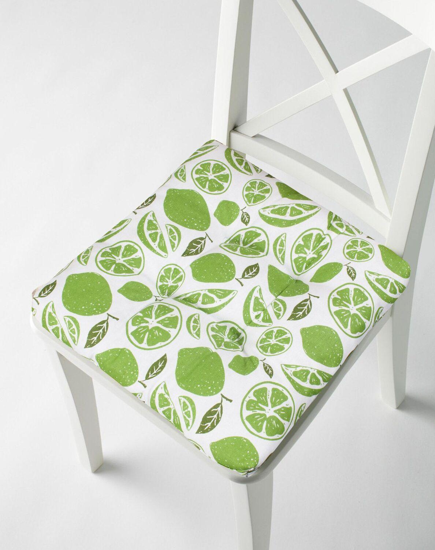 Подушка на стул Мохито (40х40)