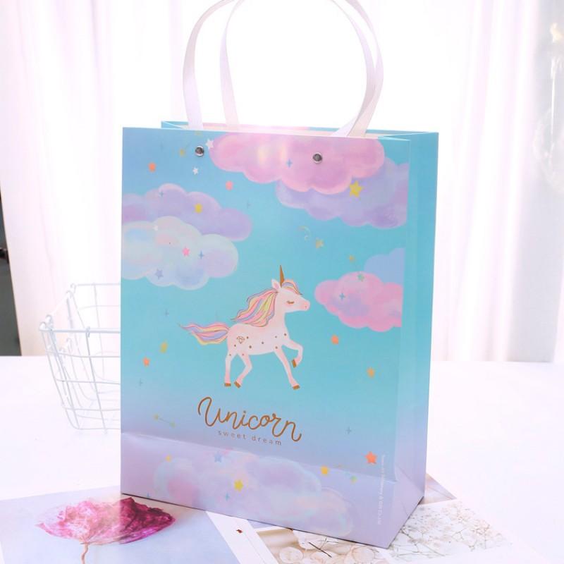 Подарочная упаковка Unicorn Облака (45х11х25 см) фото