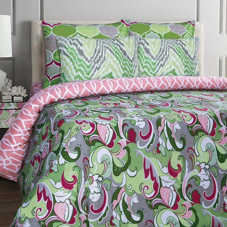 Купить Комплекты постельного белья Mona Liza, Постельное белье Twigs (семейное), Россия, Мультиколор, Бязь