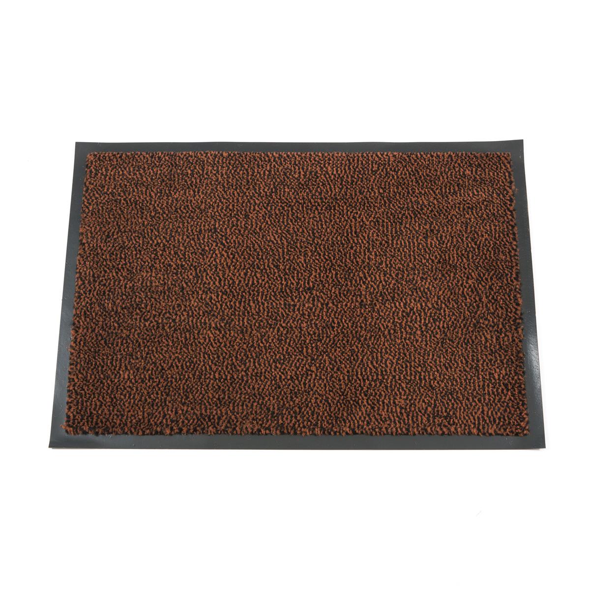 Ковры и ковровые дорожки SunStep Коврик Professional Цвет: Коричневый (60х90 см) коврик домашний sunstep цвет синий 140 х 200 х 4 см