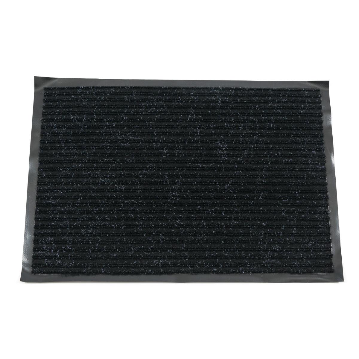 Ковры и ковровые дорожки SunStep Коврик Light Цвет: Черный (60х90 см) коврик домашний sunstep цвет синий 140 х 200 х 4 см