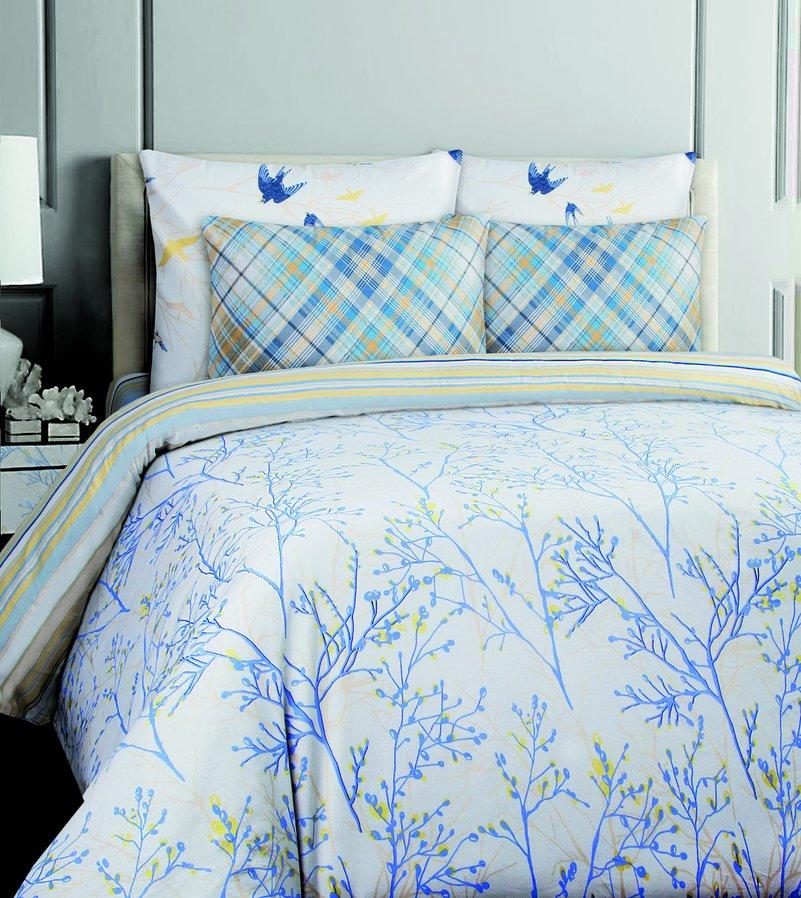 Купить Комплекты постельного белья Mona Liza, Постельное белье Willow (семейное), Россия, Бязь