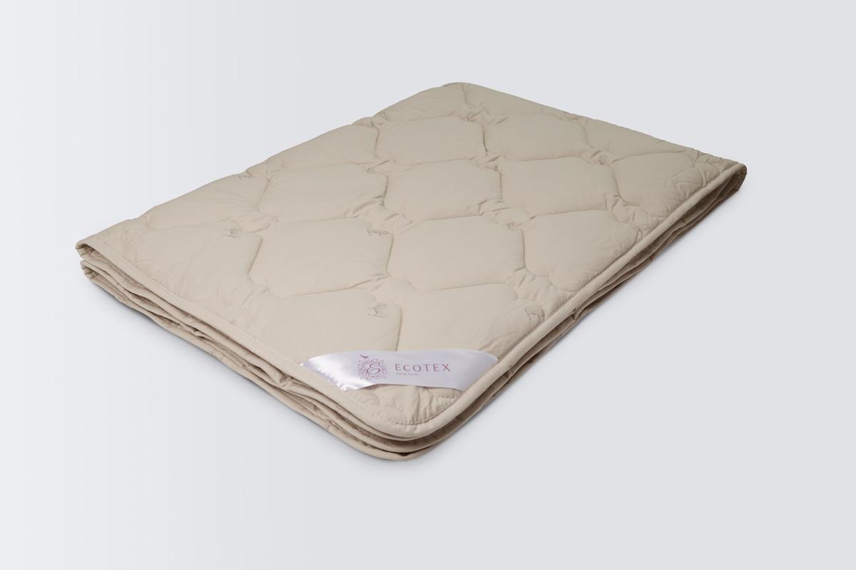 Купить Одеяла EcoTex, Одеяло Золотое Руно - Премиум Всесезонное (140х205 см), Россия, Перкаль