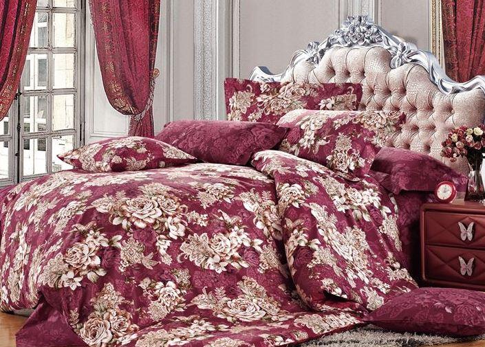 Купить Комплекты постельного белья Eleganta, Постельное белье Hayat (1, 5 спал.), Китай, Хлопковый сатин