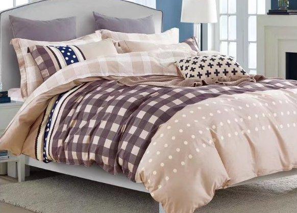 Купить Комплекты постельного белья Dome, Постельное белье Tommaso (1, 5 спал.), Дания, Хлопковый сатин