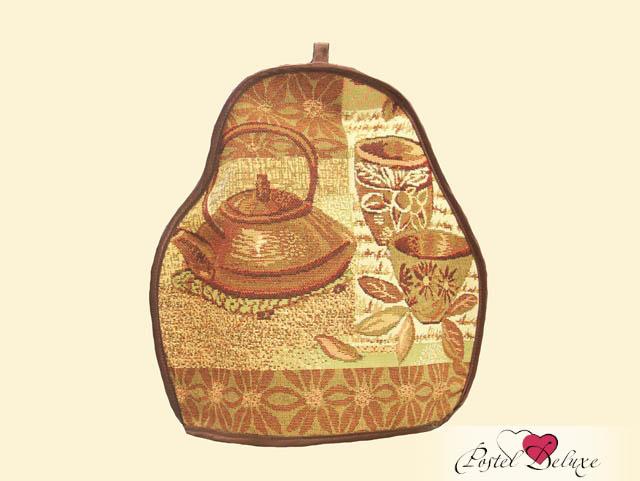 Купить Полотенца Мток, Грелка на чайник Чайник, Россия, Оранжевый, Гобелен