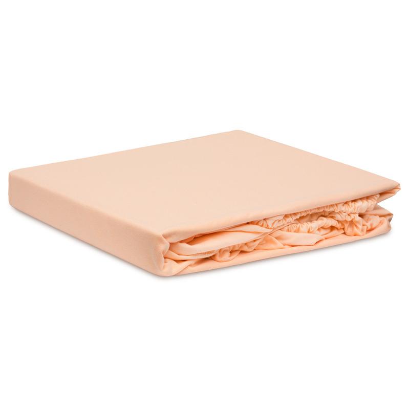 Простыни Bolero Простыня на резинкеБолеро Цвет: Персиковый (180х200 см)
