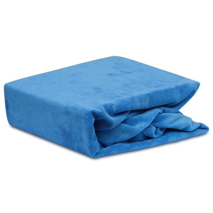Простыни Bolero Простыня на резинкеБолеро Цвет: Синий (180х200 см)