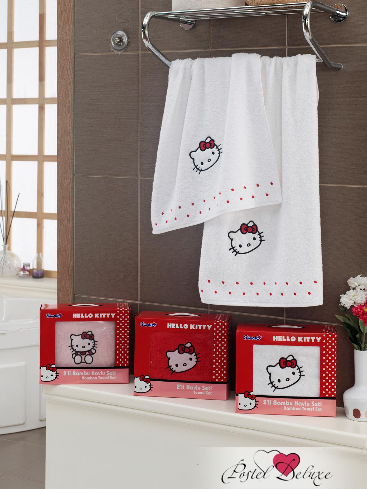 Полотенца Tango Детское полотенце Hello Kitty(Набор) полотенца tango полотенце stevania 70х140 см