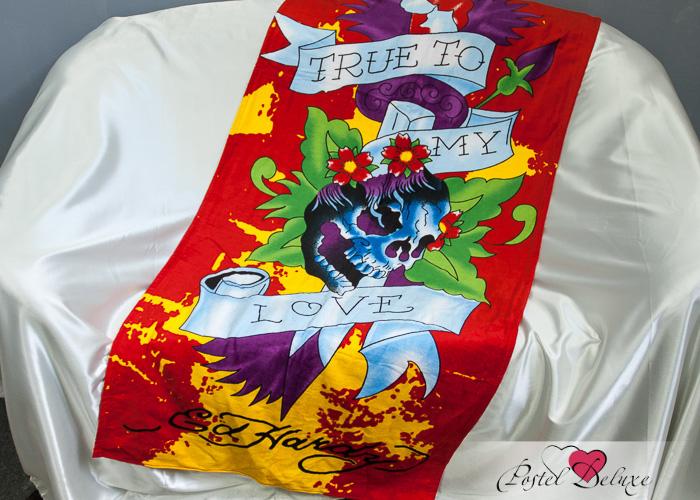 Купить Полотенца Tango, Полотенце Tatoo (75х150 см), Китай, Велюр