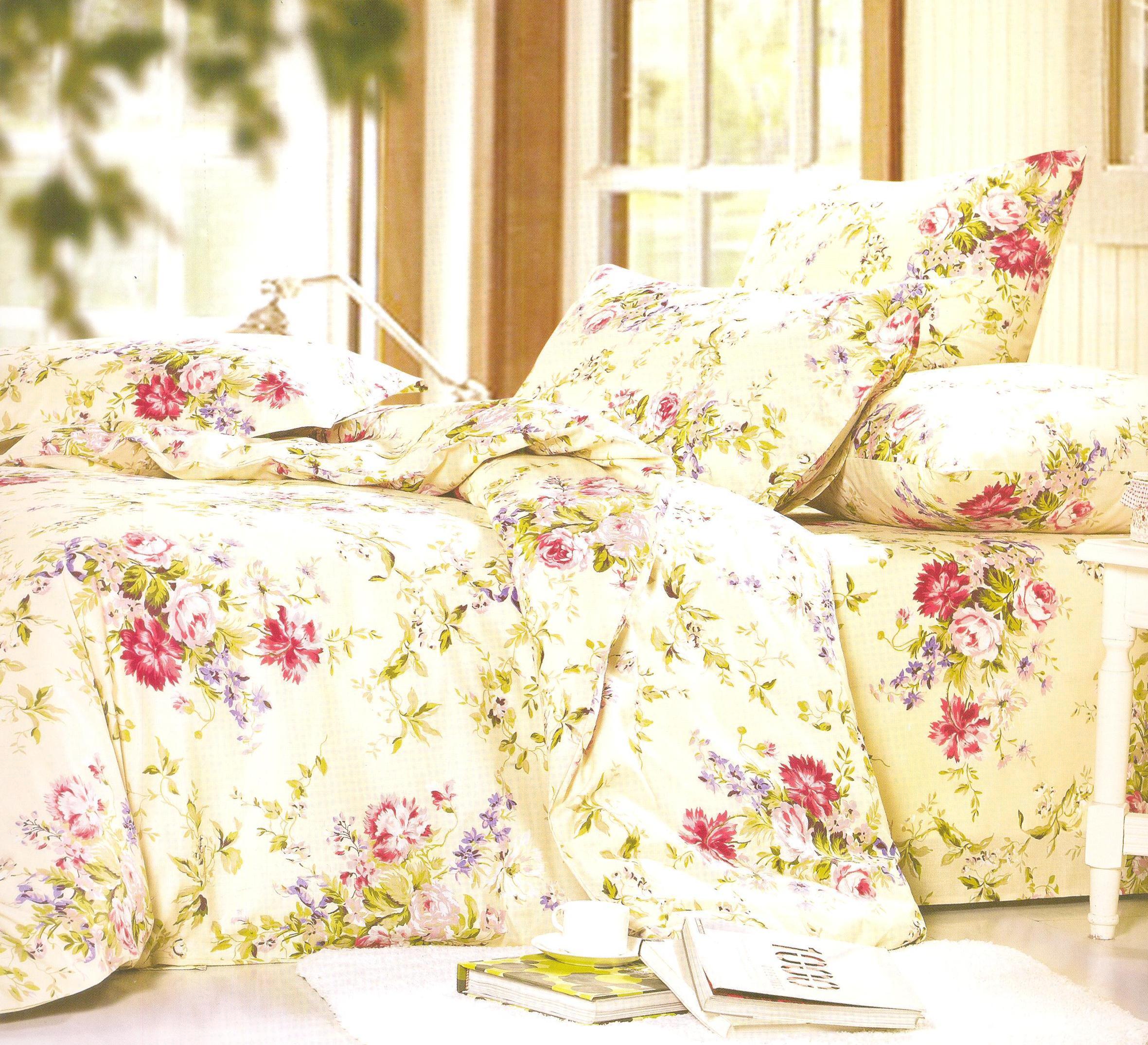 Купить Комплекты постельного белья СайлиД, Постельное белье Ariadna А/s-155 (1, 5 спал.), Китай, Желтый, Поплин