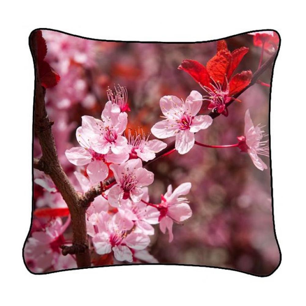 Декоративные подушки Fototende Декоративная подушка Сакура (45х45) декоративные подушки fototende декоративная подушка знаки зодиака 45х45