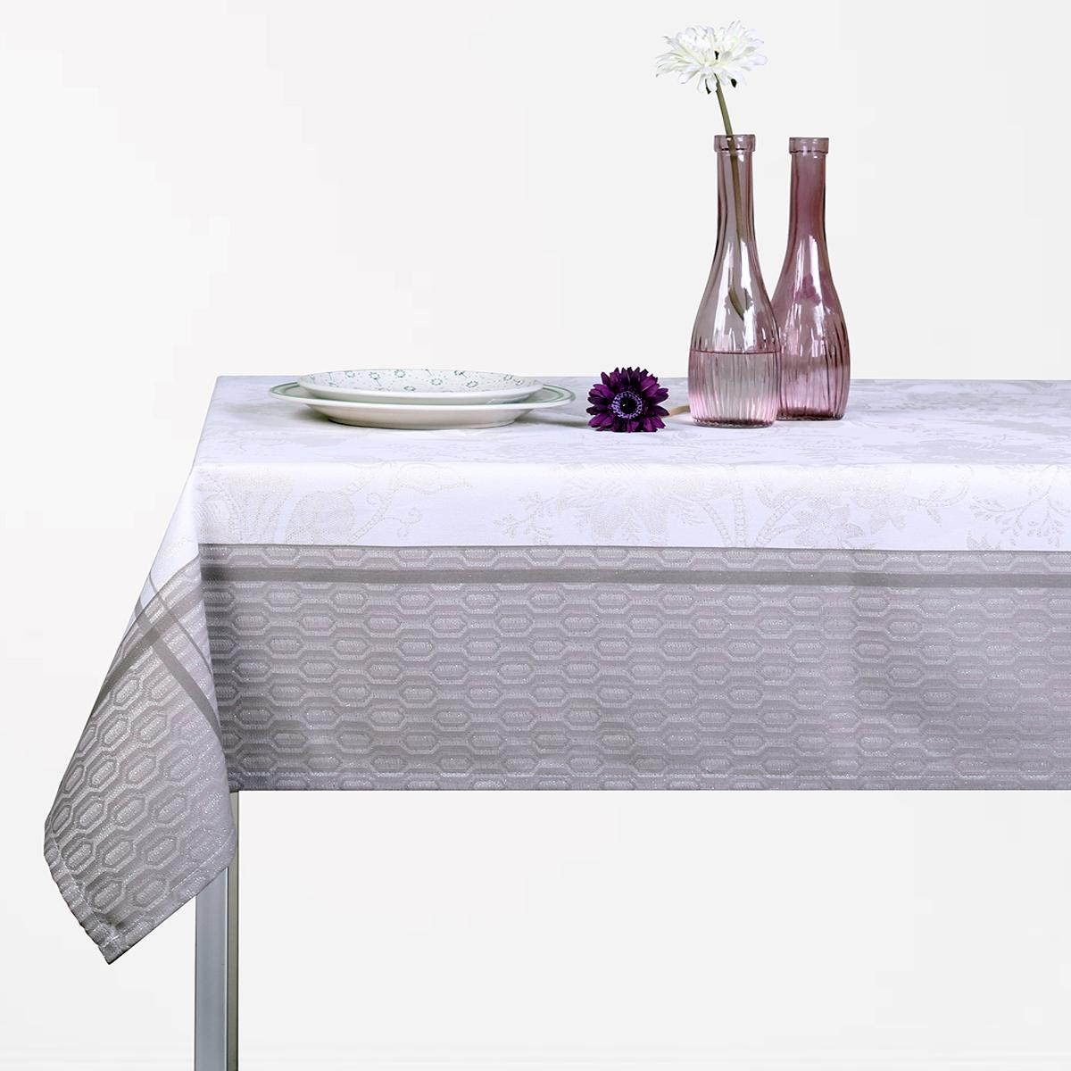 Купить Скатерти и салфетки Arya, Скатерть Kevin (160х320 см), Турция, Жаккард