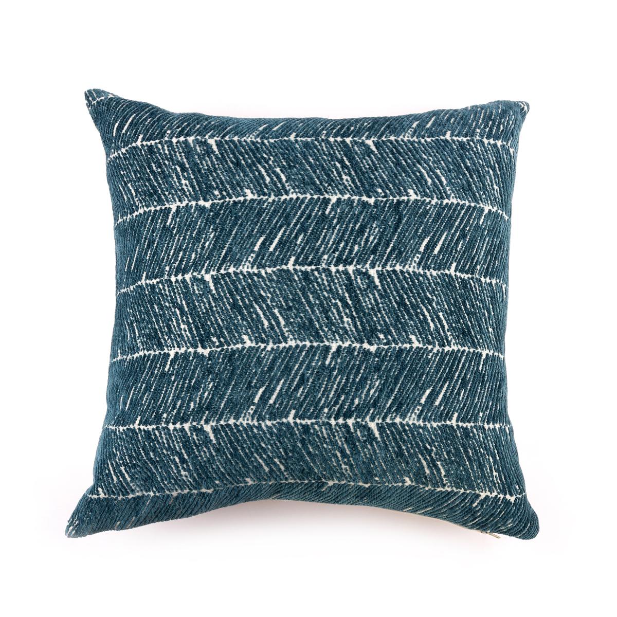 Купить Декоративные подушки Arya, Декоративная наволочка Ladonna Цвет: Сине-Зеленый (45х45 см), Турция, Полиэстер