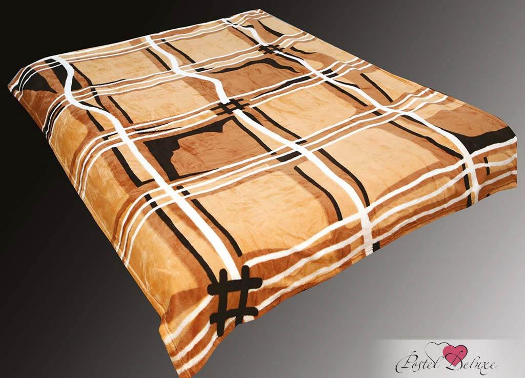 Пледы и покрывала Absolute Плед Клетка Цвет: Коричневый(150х200 см) плед absolute плед juanita 150х200 см
