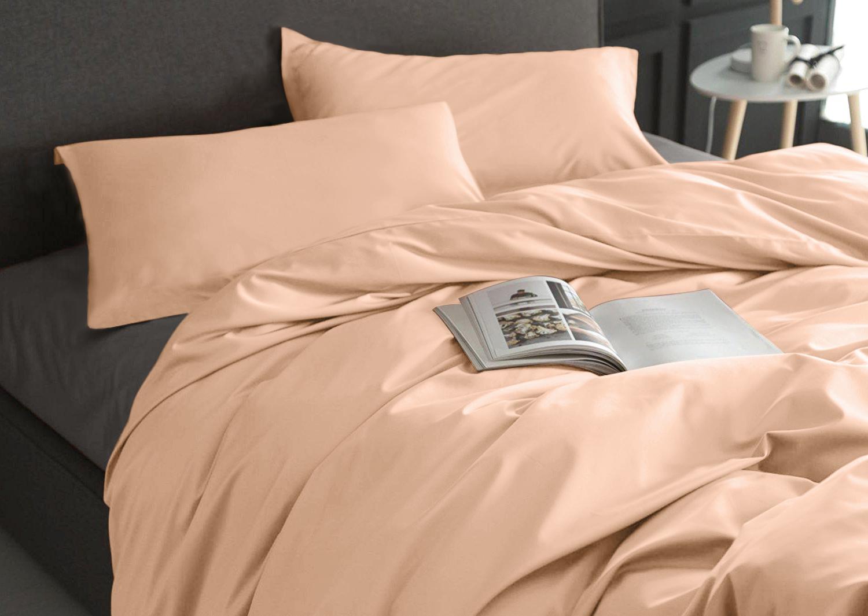 Комплекты постельного белья Sleep iX  для сна Aerosoft Цвет: Чайная Роза (180х214 см)