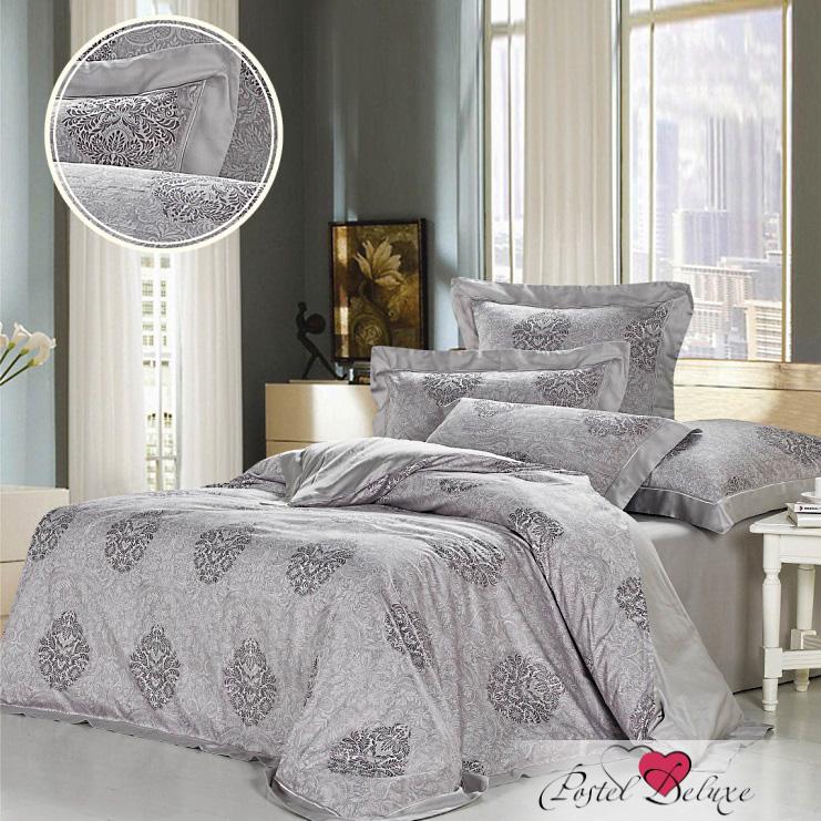 Купить Комплекты постельного белья KingSilk, Постельное белье Grey (2 сп. евро), Китай, Серый, Хлопковый сатин