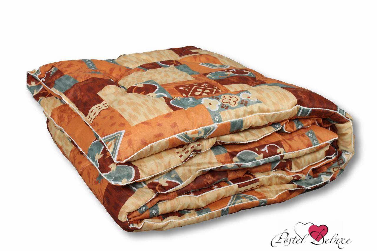 Купить Одеяла AlViTek, ОдеялоТрадиция Всесезонное (140х205 см), Россия, Коричневый, Поликоттон